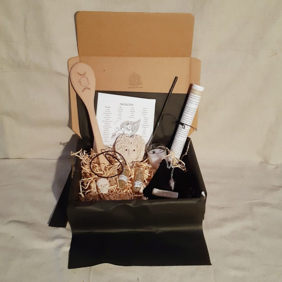 apothecary Magicka april 2021 samhain magick box