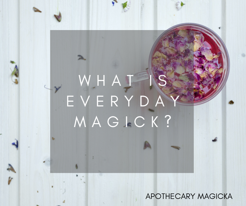 what is everyday magic