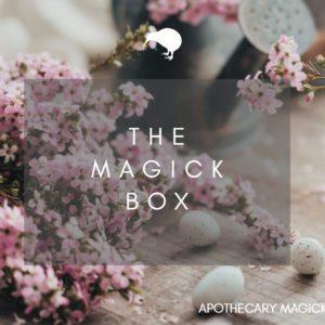 apothecary magicka The Magick Box Spring