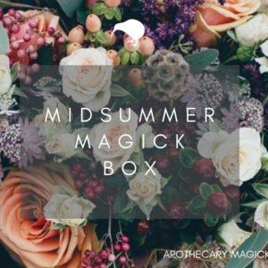 apothecary magicka new zealand midsummer spell box