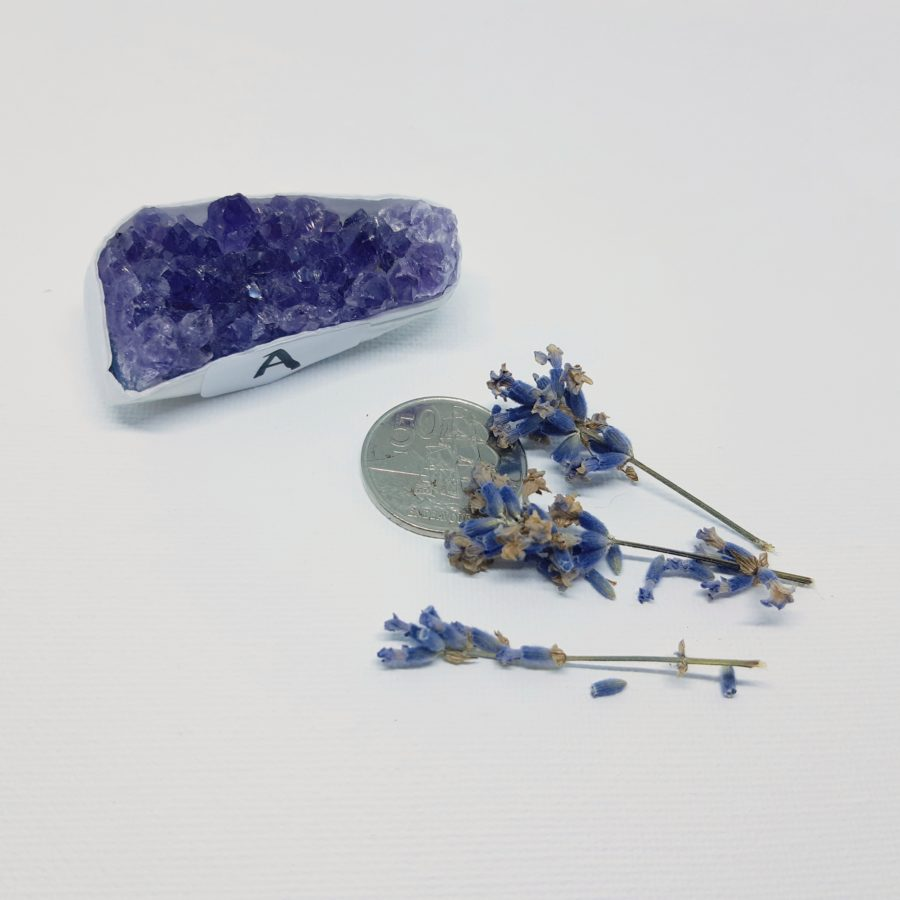 Apothecary Magicka amethyst clusters a