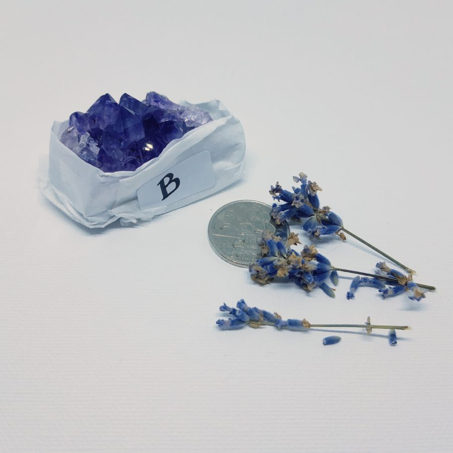 Apothecary Magicka amethyst clusters b