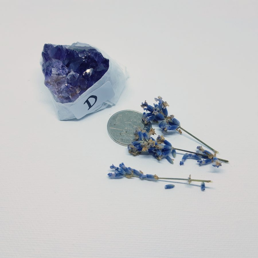 Apothecary Magicka amethyst clusters d
