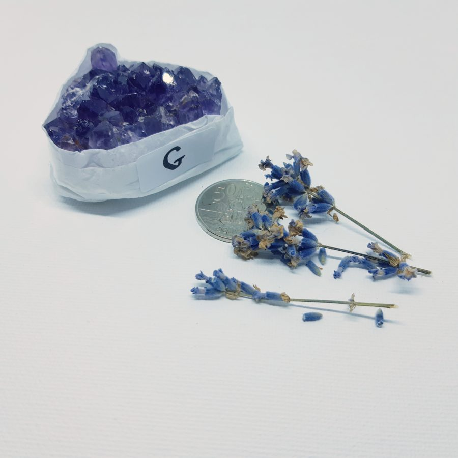 Apothecary Magicka amethyst clusters g