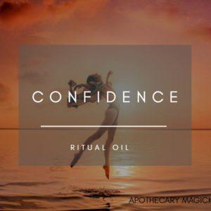 apothecary magicka confidence ritual oil