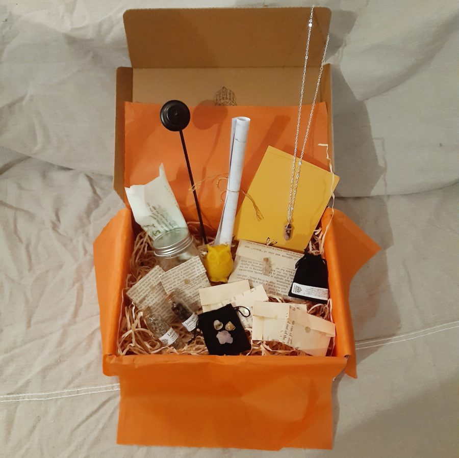 apothecary Magicka magick box january 21 in box