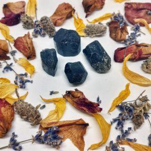 apothecary Magicka raw black tourmaline