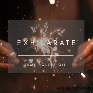 apothecary magicka exhilarate 10ml roller oil
