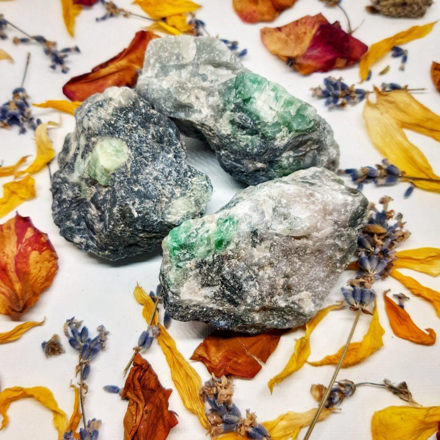 apothecary Magicka emerald in matrix