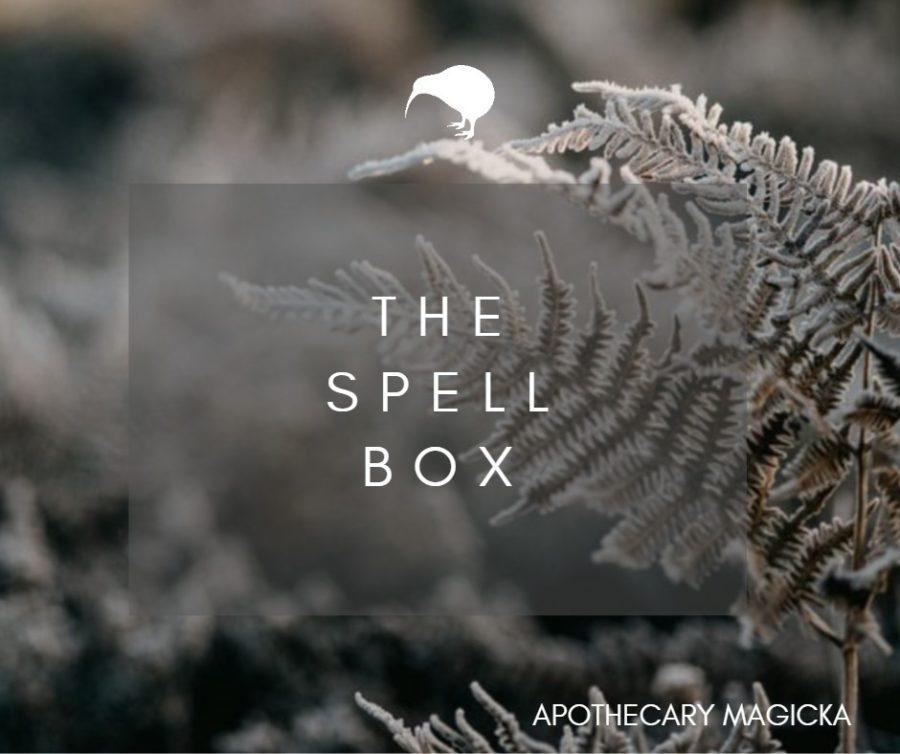 apothecary magicka the spell box winter 2021