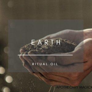 apothecary magicka earth ritual oil