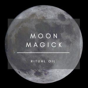 apothecary magicka moon magick ritual oil