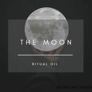 apothecary magicka the moon ritual oil