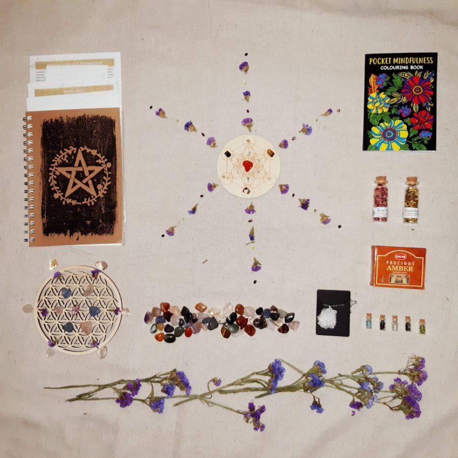 apothecary Magicka the magick box July 2021