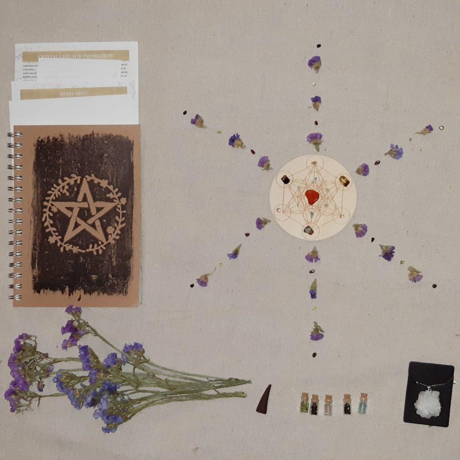 apothecary Magicka the spell box July 2021