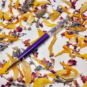 apothecary Magicka amethyst pen