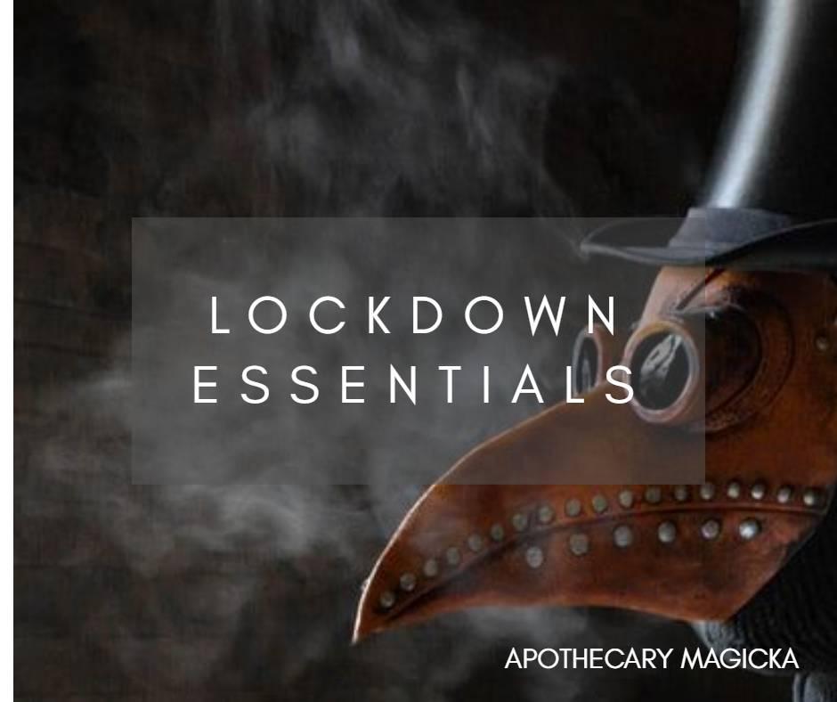 apothecary magicka lockdown essentials